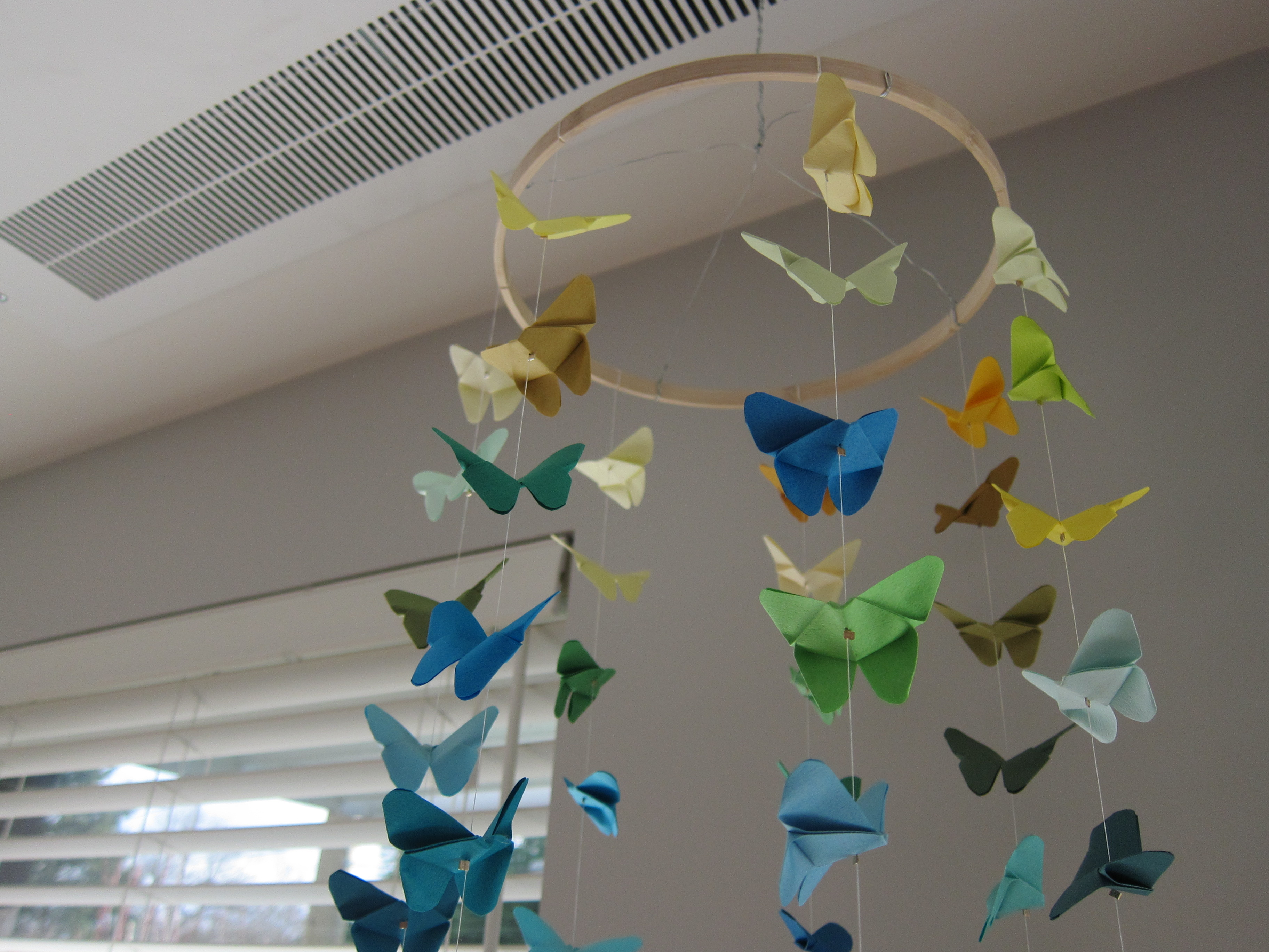How to Make an Origami Butterfly (simple) - Red Ted Art - Make ... | 2736x3648